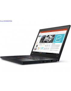 LENOVO ThinkPad X270 SSD kvakettaga 2546