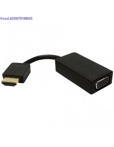 HDMI to VGA adapter Icy Box IBAC502 2594