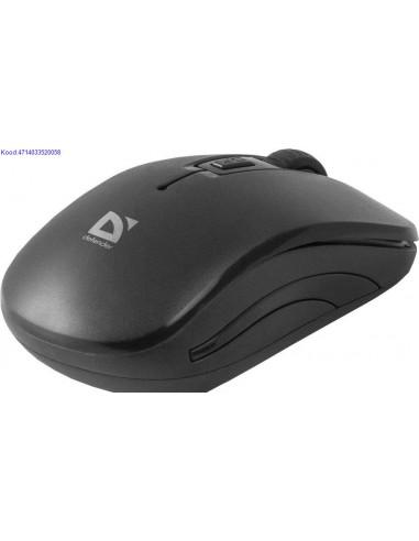Optiline juhtmevaba hiir Defender Datum MS005 2599
