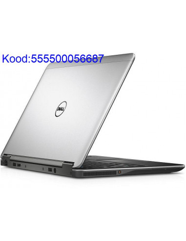 DELL Latitude E7240 with SSD hard...