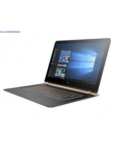 HP Spectra 13v103no SSD kvakettaga 2632
