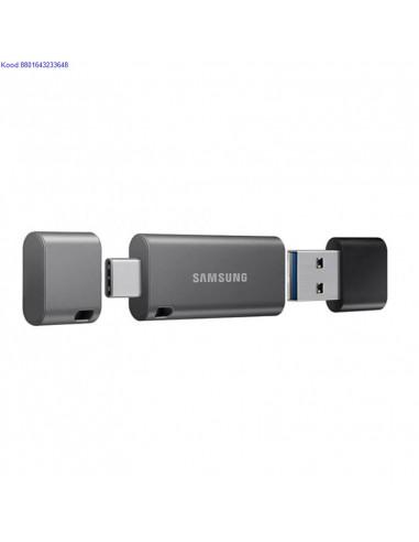 Mlupulk Samsung Duo Plus 128 GB USBC ja USB type A 2641