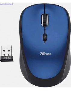Juhtmevaba optiline hiir Trust Yvi sinine 2701