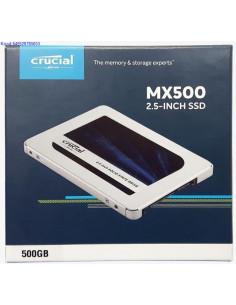 SSD Crucial MX500 500GB 25 SATA3  2714