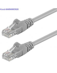 Vrgukaabel 20 m UTP Patch CAT 5e Goobay hall  2724