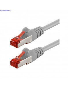 Vrgukaabel 2 m CAT 6 Goobay hall 2726