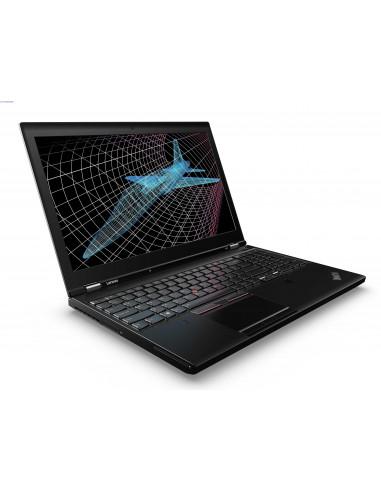 LENOVO ThinkPad P50 SSD kvakettaga 2731