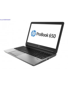HP ProBook 650 G1 SSD kvakettaga 2753