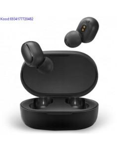 Bluetooth krvaklapid Xiaomi Mi True Basic 2 mustad 2763