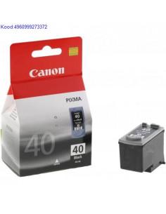 Tindikassett Canon PG40 must Originaal 2783