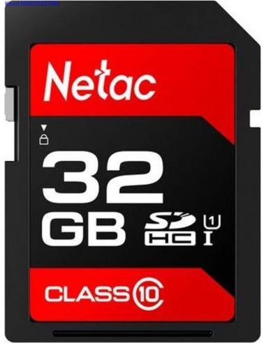 Mlukaart SDHC 32 GB UHSI Netac P600 3007