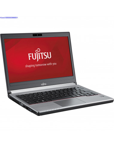 FUJITSU LIFEBOOK E734 with SSD hard...