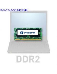 Mälu SO-DIMM 1GB DDR2...
