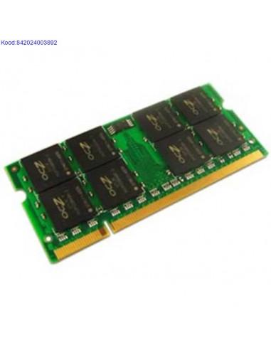 Mälu SO-DIMM 1GB DDR2 OCZ PC5400
