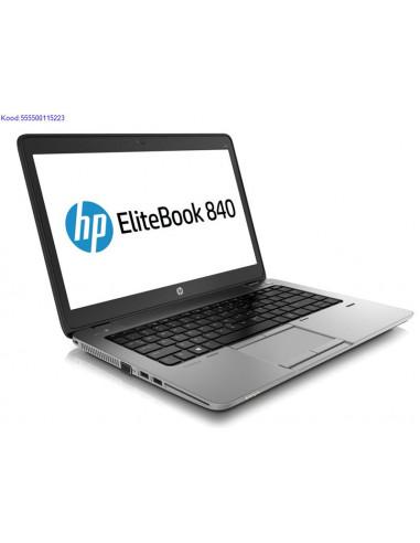 HP EliteBook 840 G1 SSD kvakettaga 3324