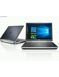 DELL Latitude E6530 SSD kvakettaga 3329