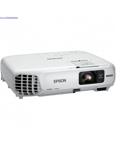 Epson EB-W28 - 3 LCD projector