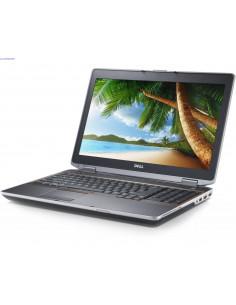 DELL Latitude E6520 SSD kvakettaga 3416