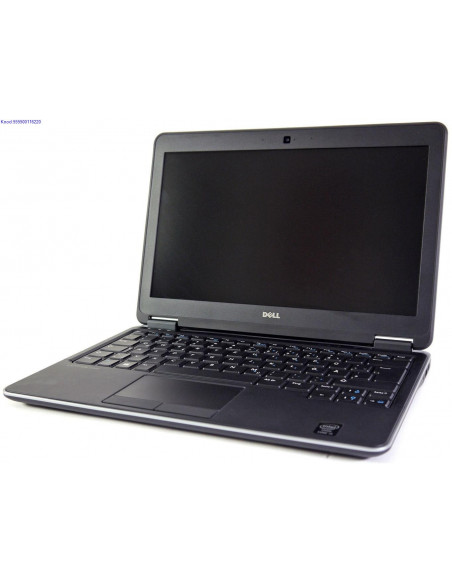 DELL Latitude E7240 SSD kvakettaga 3419