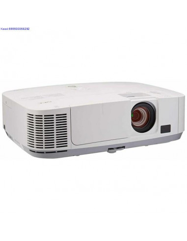 Nec NP-P501X - 3 LCD projector