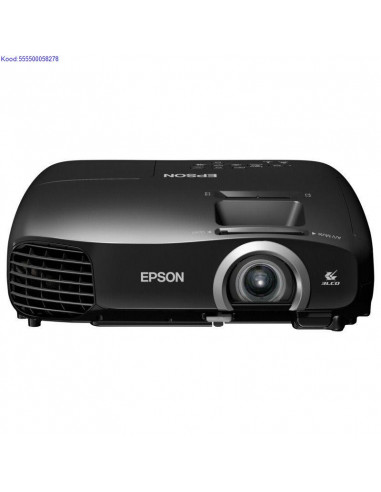 Epson EHTW5200  3 LCD  FHD 3D projektor 336