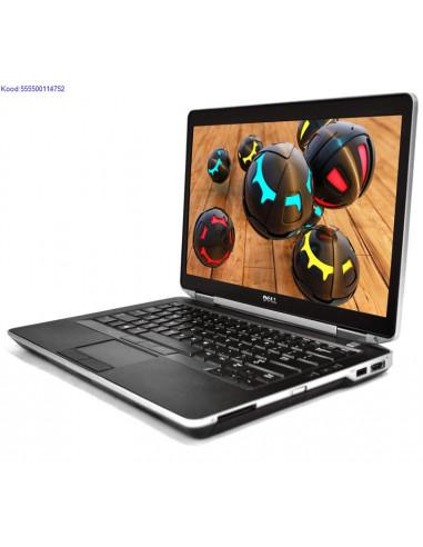 DELL Latitude E6430 SSD kvakettaga 3460