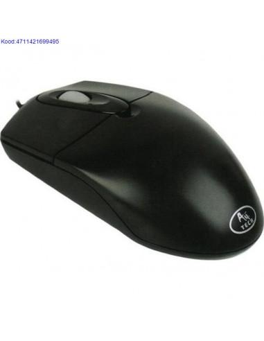 Оптическая мышь A4Tech OP-720 1000dpi...