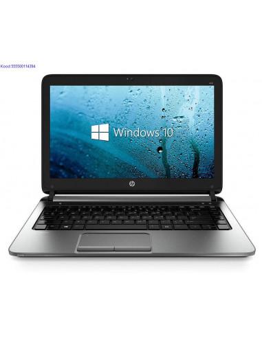 HP ProBook 430 G1 SSD kvakettaga 3650