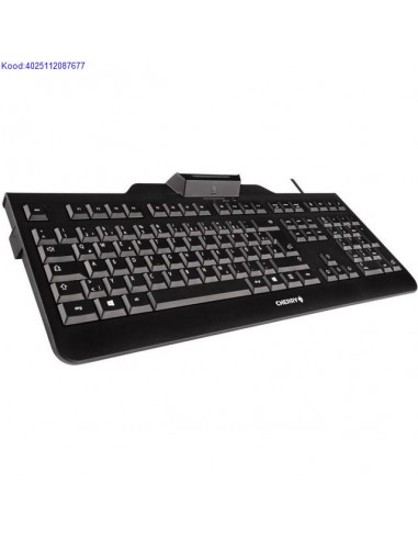 Klaviatuur Cherry KC1000 SC EST...