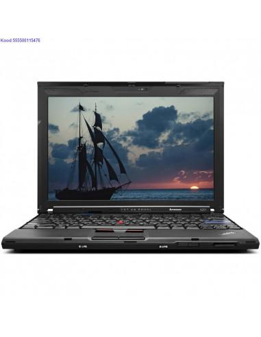 LENOVO ThinkPad X201 SSD kvakettaga 3788