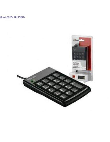 Цифровая клавиатура Trust с...