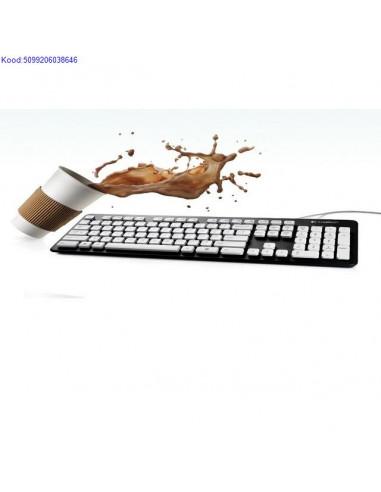 Моющаяся USB клавиатура Logitech K310 US