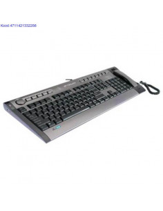 Klaviatuur A4Tech IPTALKY telefoniga EST USB 420
