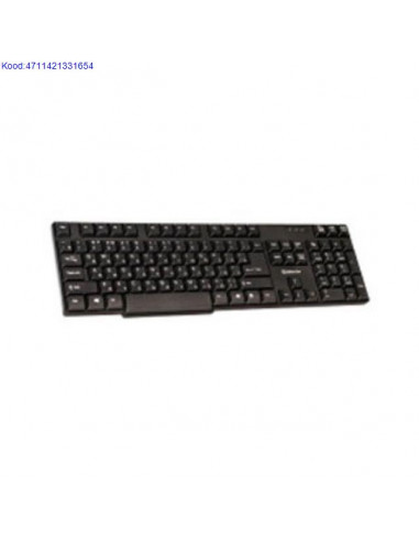 Klaviatuur Defender Accent SB930 ESTRUS must USB 423