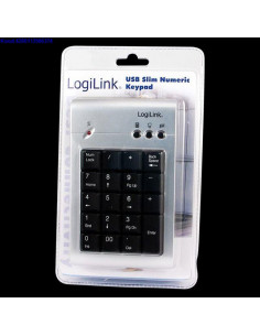 Numbriklaviatuur Logilink...