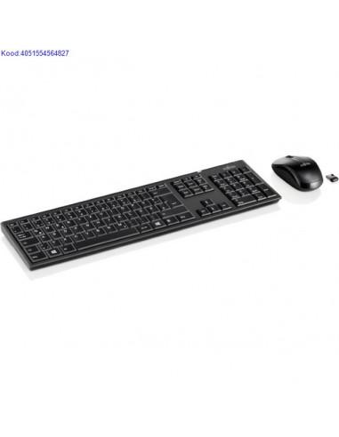Juhtmevaba klaviatuur ja hiir Fujitsu...