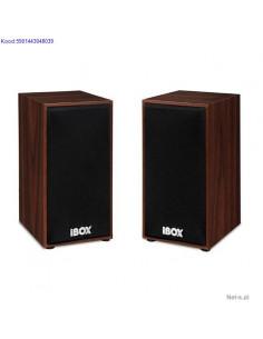 Speakers 2.0 iBox 5W RMS...