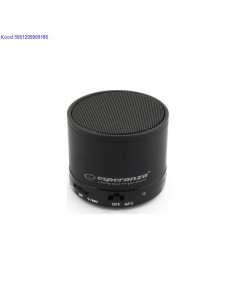 Bluetooth kõlar Esperanza...