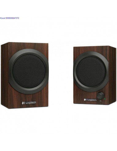 Speakers 2.0 Logitech Z240 10W (RMS)...