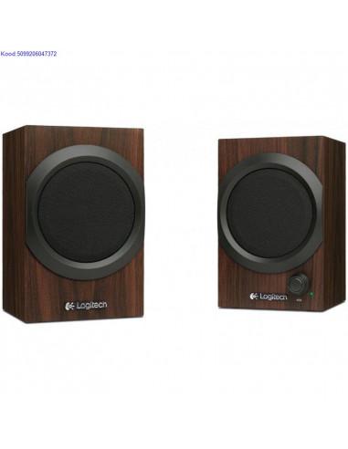 Kõlarid 2.0 Logitech Z240 10W (RMS)...