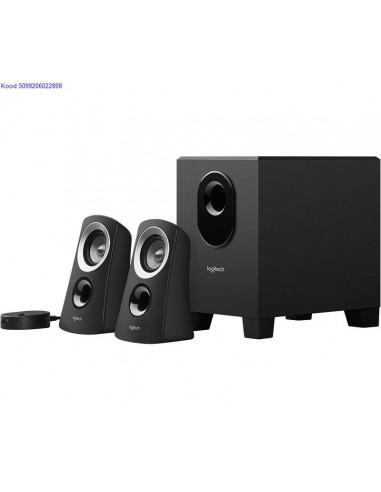Speakers 2.1 Logitech Z313 25W (RMS)
