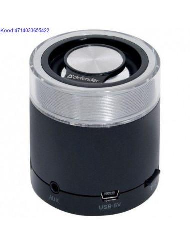 Klar Defender Atom MonoDrive FMreceiver MP3decoder 5W 454