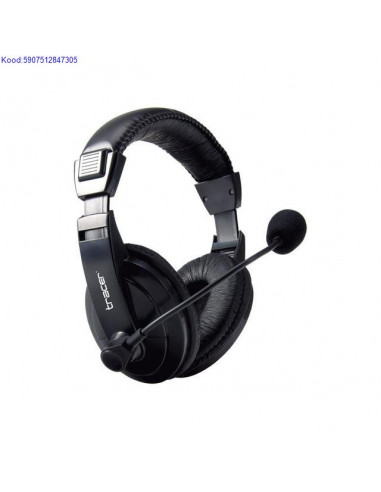 Headphones with Microphone Tracer...