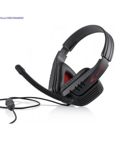 Headphones with Microphone Modecom...