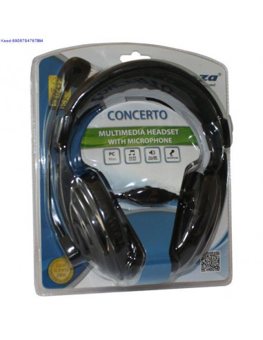 Headphones with Microphone Esperanza...