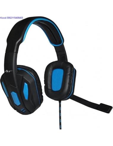 Krvaklapid mikrofoniga Art X1 Hydro Pro 468
