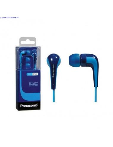 Krvaklapid Panasonic RPHJE140 sinised nbid 479