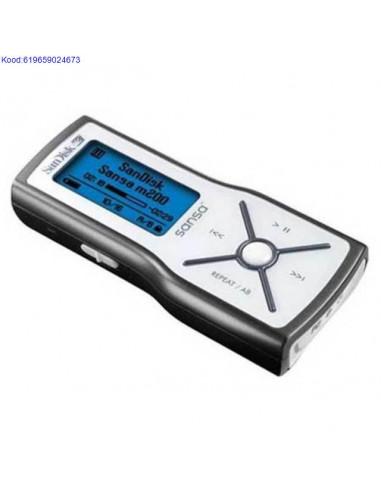 MP3 mngija SanDisk Sansa 512MB 484