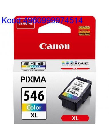 Inkjet Cartridge Canon Pixma 546XL...