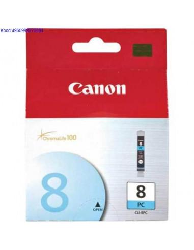 Tindikassett Canon CLI8PC Photo Cyan Originaal 495